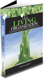 Norman Wolfe's Book, The Living Organization